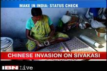 Tamil Nadu: Illegal import of Chinese fireworks threaten livelihood of lakhs of workers at Sivakasi