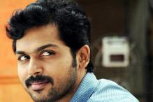 Sri Divya to play a journalist in Karthi's 'Kashmora'