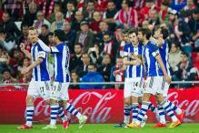 La Liga: Real Sociedad beat Levante 3-0 to end winless streak in Spain