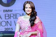 Sonakshi Sinha to walk the ramp for JJ Vallaya at India Bridal Fashion Week
