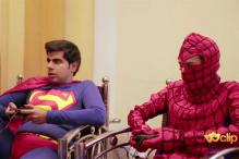 Watch: What problems superheroes would go through had they lived in India