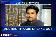 There's no witch hunt against Srinivasan: BCCI secretary Anurag Thakur
