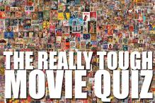 The Really Tough Movie Quiz: June 19