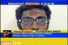 27-year-old arrested for allegedly creating Facebook page for paedophiles