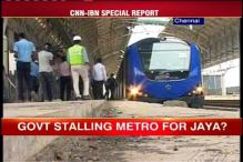 Tamil Nadu government delays Chennai Metro Rail project, awaits verdict in Jayalalithaa DA case
