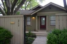 Trendy Houston area home on sale for a dollar and a few words