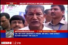 After RTI exposes Uttarakhand floods relief loot, CM Harish Rawat orders probe
