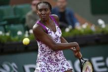 Venus Williams fined at French Open after snubbing media