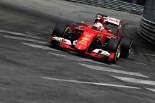 Vettel finishes ahead of Rosberg, Hamilton in final Monaco GP practice