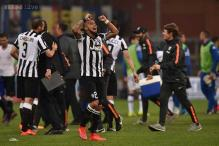 Juventus beat Sampdoria 1-0 to win the Serie A title for a record 31st time
