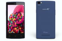 Videocon Z45 Nova+ with 4.5-inch display, 5MP camera launched at Rs 4,900 in India