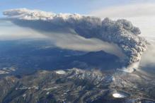 Japanese volcano calm 'for now': Weather agency