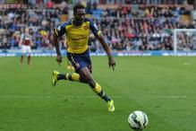 Arsenal striker Danny Welbeck to miss Manchester United return