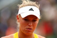 Caroline Wozniacki out of French Open