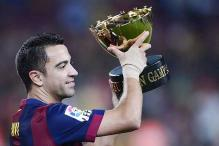 'Irreplaceable' Xavi calls time on Barcelona career