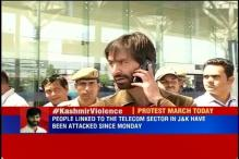 Separatist leader Yasin Malik to march against attacks on telecom tower workers in J&K