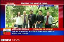 Modi in China: Peking University professor, students sing Bollywood songs