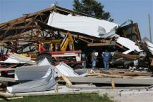 Northern Illinois clean up after possible tornadoes