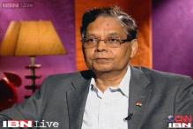 GDP will grow 8% in 2015-16; to hit $3 trillion mark in 5 years, says NITI Aayog Vice Chairman Arvind Panagariya