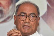 Digvijaya Singh appears before MP court in recruitment scam, gets bail