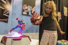 Disney launches new line of wearable superhero toys