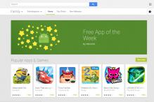 Google Play starts offering 'free app of the week'