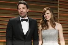 Ben Affleck denies dating his children's former nanny