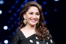 Madhuri Dixit says she's 'scared of dancing' with Prabhudeva