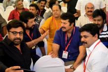 Mammootty attends AMMA meeting, discusses plans for raising funds
