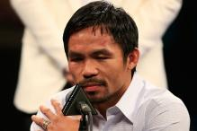 Philippines' boxer Manny Pacquiao says gay couples 'worse than animals'