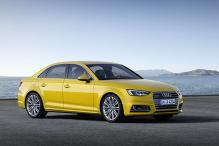 Audi reveals the all-new 2016 A4 sedan