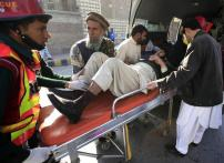 Pakistani accused of killing 132 in 2009 Peshawar blasts arrested in Italy