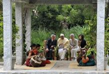 24-hour Indian classical music marathon at Central Park in New York