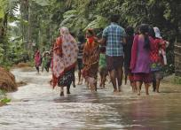 Flood situation in Assam worsens, nearly 30,000 people in over 45 villages affected