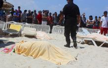 Tunisia beach resort massacre toll reaches 39