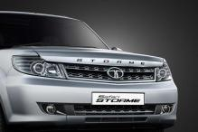 The new Tata Safari Storme launched at Rs 9.99 lakh in India