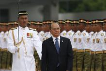 NSA, FS in Myanmar meet President Thein Sein and top defence officials