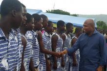 Ghanaian deputy minister Sam Okudzeto-Ablakwa endorses yoga