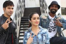 Shraddha Kapoor thanks Remo D'Souza for 'ABCD 2'