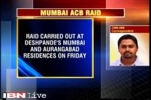ACB seizes disproportionate assets from Maharashtra Information Commissioner's residence