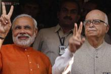 Nation's confidence comes from people's trust in BJP: L K Advani