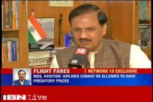 Aviation Ministry to meet airlines to discuss fare regulation