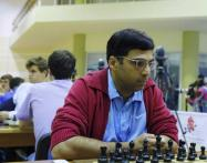 Viswanathan Anand joint 5th after another draw with Hikaru Nakamura