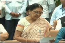Gujarat CM Anandiben Patel announces Rs 5 crore prize for Olympic gold medallists