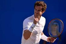 Andy Murray rallies to beat Gilles Muller in Queen's Club quarterfinals