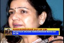Senior IPS officer Archana Ramasundaram shunted out of CBI