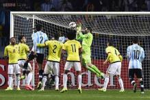 Argentina top Colombia 5-4 in shootout to reach Copa America semis