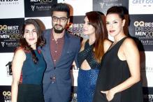Ranveer Singh, Arjun Kapoor and Shruti Hassan redefine style at the GQ Best Dressed Men 2015