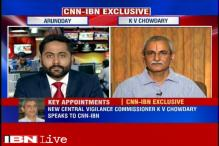 CVC KV Chowdary refutes allegations by senior lawyers, says he will let his work do the talking