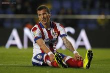 Atletico Madrid striker Mario Mandzukic moves to Juventus